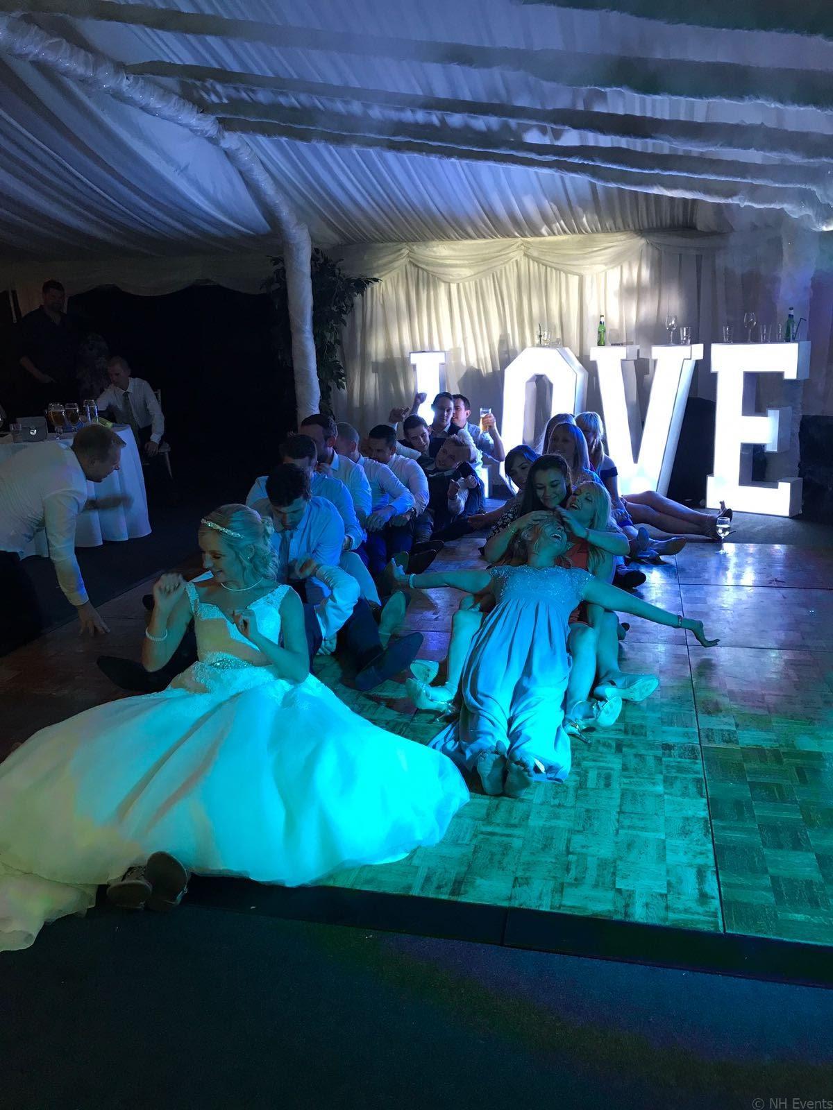 Luke and Beth's Wedding 29.7.17 at Lenwade House Hotel, Norfolk - Norfolk Wedding DJ