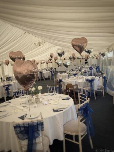 Norfolk marquee wedding 2021 - NH Events