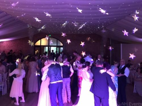 Hunters Hall Wedding 2019 - NH Events