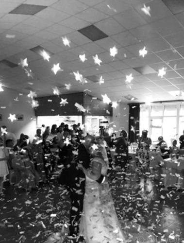 """Confetti Falling From the Stars"" - Outwell Wedding 2019 - NH Events"