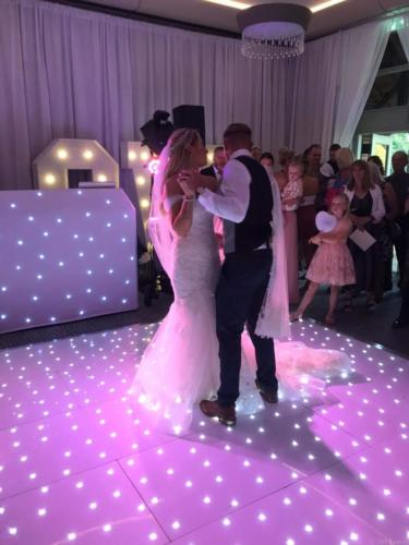 Barnham Broom Golf Club Wedding 29th June 2019 - NH Events