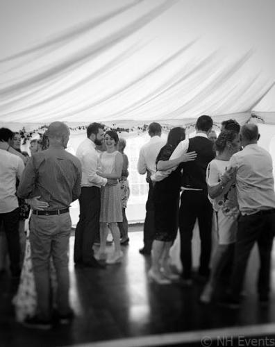 Mr and Mrs Green's Wedding in Syderstone Marquee, Norfolk 28.7.2018 - NH Events